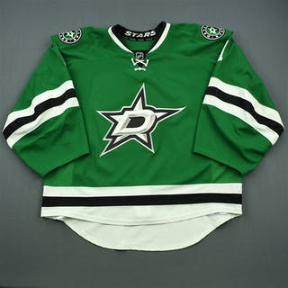 Enroth, Jhonas Green Set 3 Dallas Stars 2014-15 #1 Size: 58G