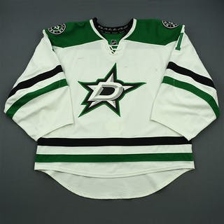 Enroth, Jhonas White Set 3 Dallas Stars 2014-15 #1 Size: 58G