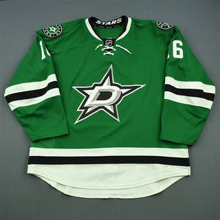 Garbutt, Ryan Green Set 2 Dallas Stars 2014-15 #16 Size: 58