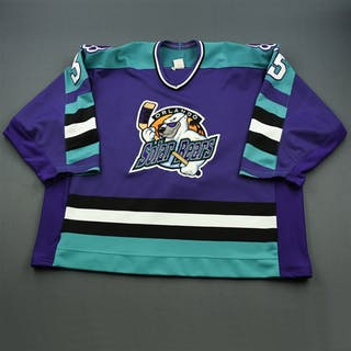 Torchia, Mike * Purple Orlando Solar Bears 1995-96 #35 Size: 54
