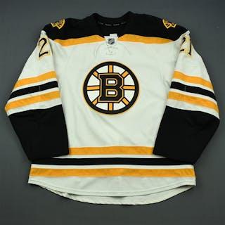 Eriksson, Loui White Set 1 Boston Bruins 2014-15 #21 Size: 56