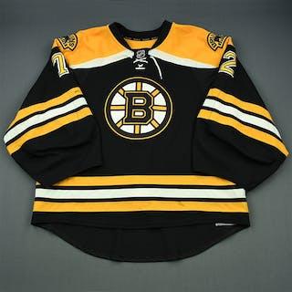 Svedberg, Niklas Black Set 1 Boston Bruins 2014-15 #72 Size: 58G