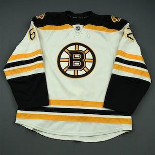 Trotman, Zach White Set 1 Boston Bruins 2014-15 #62 Size: 56