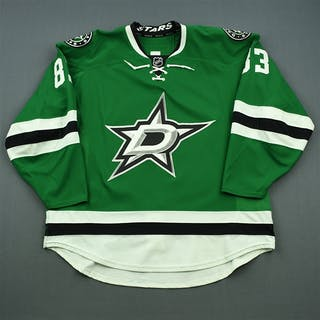 Hemsky, Ales Green Set 2 Dallas Stars 2014-15 #83 Size: 56