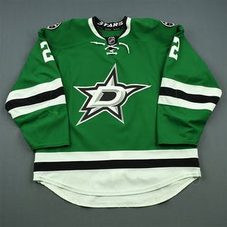 Jokipakka, Jyrki Green Set 2 Dallas Stars 2014-15 #2 Size: 56