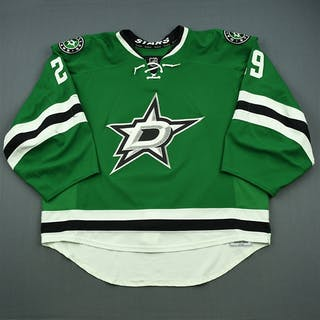 Lindback, Anders Green Set 2 Dallas Stars 2014-15 #29 Size: 58+G