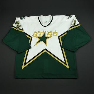 Lessard, Junior White Set 1 Dallas Stars 2005-06 #21 Size: 56