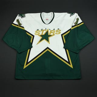 Svoboda, Jaroslav White Set 2 Dallas Stars 2005-06 #11 Size: 56