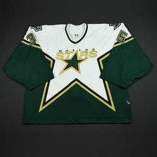 Turco, Marty White Set 3 / Playoffs Dallas Stars 2005-06 #35 Size: 60G