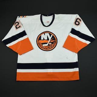 Papineau, Justin White 1st Regular Season New York Islanders 2003-04