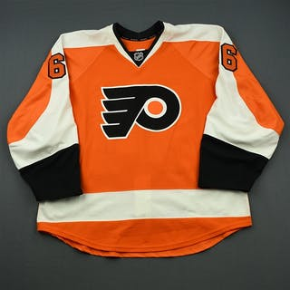 Johnston, Andrew Orange Set 1 - Intrasquad Only Philadelphia Flyers