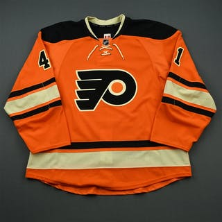 Jones, Blair Third Set 2 - Game-Issued (GI) Philadelphia Flyers 2014-15