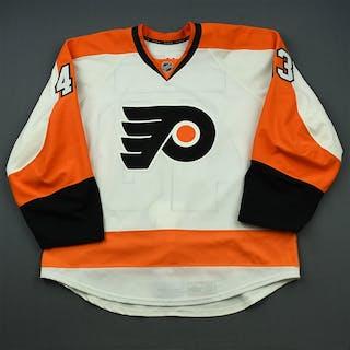 Manning, Brandon White Set 3 Philadelphia Flyers 2014-15 #43 Size: 56