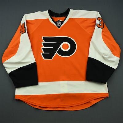Manning, Brandon Orange Set 1 Philadelphia Flyers 2014-15 #43 Size: 56