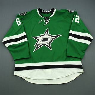 Peters, Taylor Green Set 1 - Training Camp Only Dallas Stars 2014-15