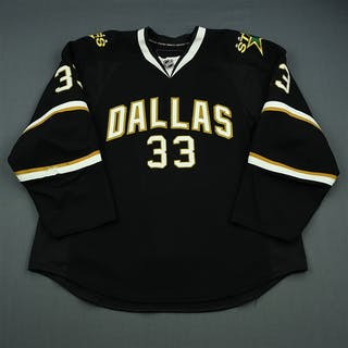 Goligoski, Alex Black Set 2 Dallas Stars 2010-11 #33 Size: 56