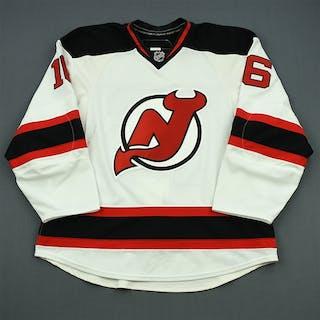 Josefson, Jacob White Set 1 New Jersey Devils 2010-11 #16 Size: 56