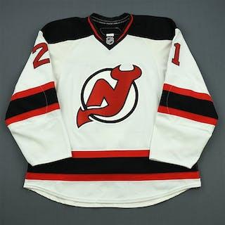 Eckford, Tyler White Set 1 New Jersey Devils 2010-11 #21 Size: 56