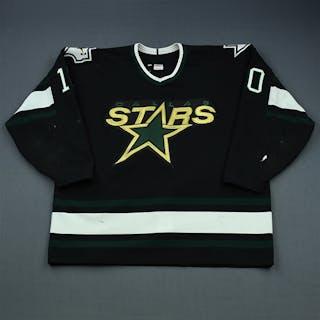 Skrudland, Brian * Black Dallas Stars 1998-99 #10 Size: 54