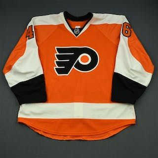 Powe, Darroll Orange Set 1 - Intrasquad Only Philadelphia Flyers 2014-15