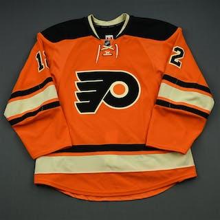 Raffl, Michael Third Set 2 Philadelphia Flyers 2014-15 #12 Size: 54