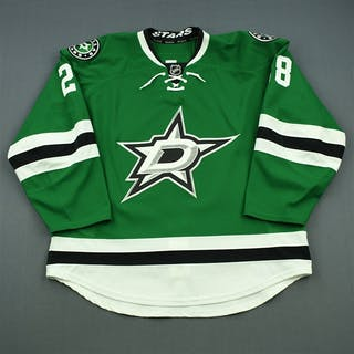 Schlemko, David Green Set 2 Dallas Stars 2014-15 #28 Size: 56