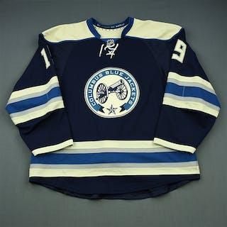 Johansen, Ryan Third Set 2 Columbus Blue Jackets 2014-15 #19 Size: 56