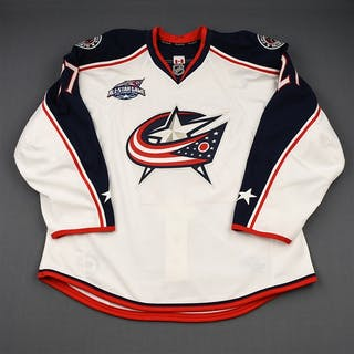 Murray, Ryan White Set 2 w/All-Star Game Patch Columbus Blue Jackets