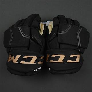 Voracek, Jakub Third CCM HGQL Gloves Philadelphia Flyers 2016-17 #93 Size: 14
