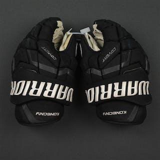 Konecny, Travis Warrior Covert QRL Gloves Philadelphia Flyers 2016-17