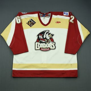 Meilleur, Francis White Set 1 (A removed) Bakersfield Condors 2012-13