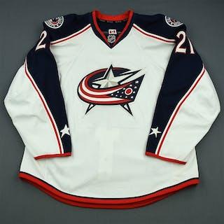 Wisniewski, James White Columbus Blue Jackets 2013-14 #21 Size: 56