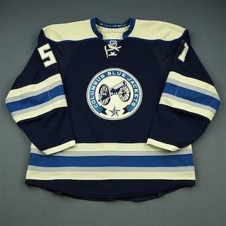 Tyutin, Fedor Third Set 1 Columbus Blue Jackets 2014-15 #51 Size: 56