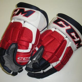 Chimera, Jason CCM Gloves Washington Capitals 2014-15 #25