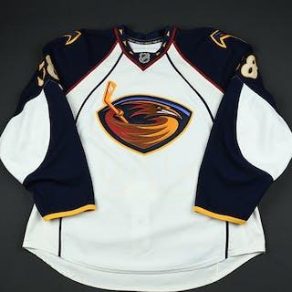 Postma, Paul White Set 2 - NHL Debut Atlanta Thrashers 2010-11 #38 Size: 58