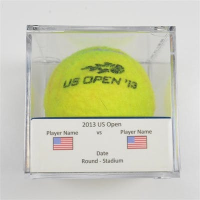 Andy Murray vs. Florian Mayer Match-Used Ball - Round 3 - Arthur Ashre