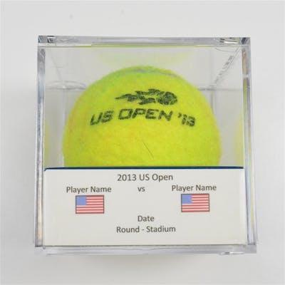 Andy Murray vs. Stanislas Wawrinka Match-Used Ball - Quarterfinals