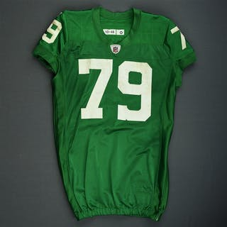 Herremans, Todd * 1960 Kelly Green Throwback Jersey Philadelphia Eagles