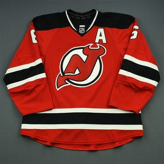 Greene, Andy Red Set 1 w/A New Jersey Devils 2014-15 #6 Size: 56