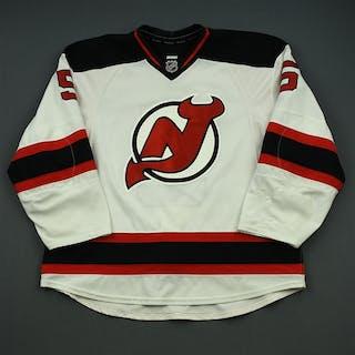 Larsson, Adam White Set 1 New Jersey Devils 2014-15 #5 Size: 58