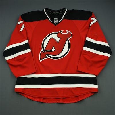 Merrill, Jon Red Set 1 New Jersey Devils 2014-15 #7 Size: 58
