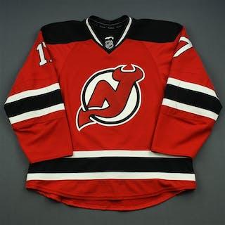 Ryder, Michael Red Set 1 New Jersey Devils 2014-15 #17 Size: 56