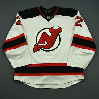 Zidlicky, Marek White Set 2 New Jersey Devils 2014-15 #2 Size: 54