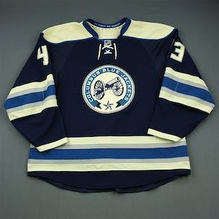 Hartnell, Scott Third Set 2 Columbus Blue Jackets 2014-15 #43 Size: 56