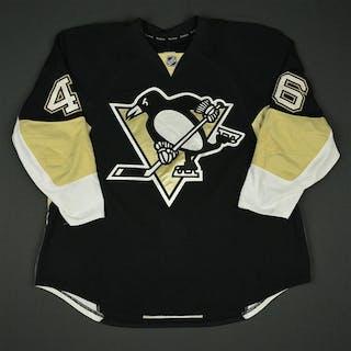 Vitale, Joe * Black set 1 - Photo-Matched Pittsburgh Penguins 2013-14