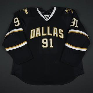 Richards, Brad * Black Set 2 w/A - Photo-Matched Dallas Stars 2010-11