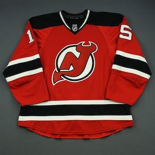 Ruutu, Tuomo Red Set 3 New Jersey Devils 2014-15 #15 Size: 56