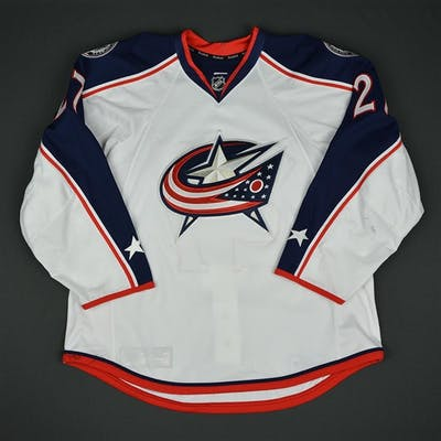 Murray, Ryan White Set 1 Columbus Blue Jackets 2016-17 #27 Size:56