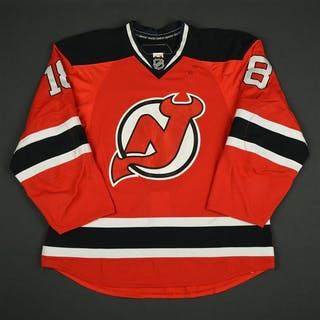 Bergfors, Niclas * Red Set 1 - Photo-Matched New Jersey Devils 2009-10
