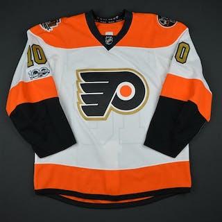 Schenn, Brayden Third Set 1 w/ NHL Centennial, Flyers 50th Anniversary